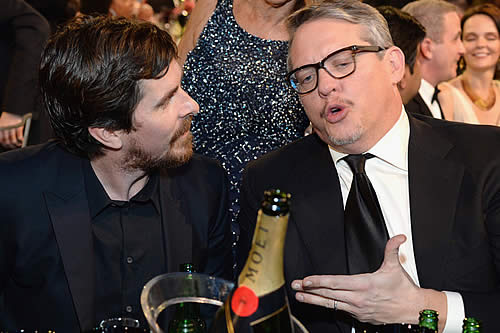 Christian Bale logró salvarle la vida de un infarto al director de 'Vice', y lo hizo sin saberlo