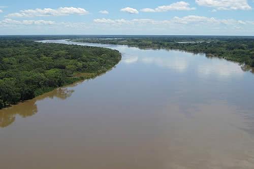 Desborde del río Ichilo afecta a territorio indígena de Yapacaní