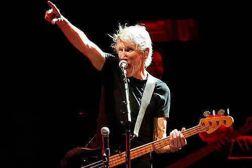 """""""Dejad en paz al pueblo venezolano"""": Roger Waters lanza un grito contra EE.UU."""