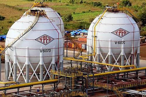 La exportación de gas en Bolivia aumenta en valor pero cae en volumen en 2018