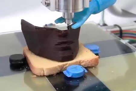 Científicos suizos desarrollan una tinta con bacterias para impresiones 3D