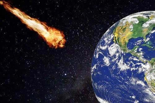 Así serán las desastrosas consecuencias de la caída de asteroides en el océano