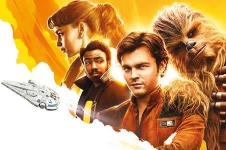 """""""Solo"""", la nueva cinta de """"Star Wars"""", muestra sus primeras imágenes"""