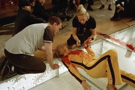 """Uma Thurman: """"Tarantino intentó matarme en Kill Bill"""""""
