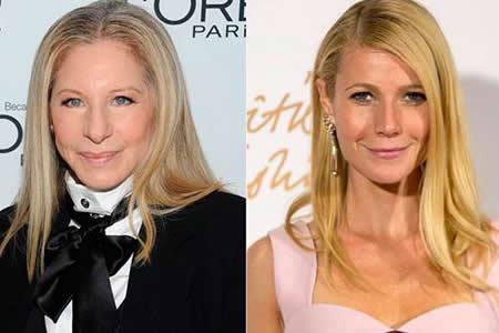 """Barbra Streisand y Gwyneth Paltrow negocian liderar la serie """"The Politician"""""""