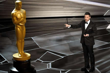 Los Óscar registran la audiencia más baja de su historia