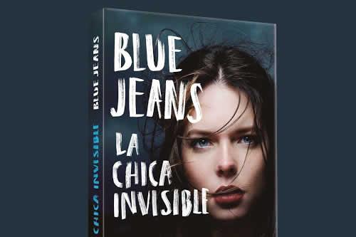 """Blue Jeans sale de su zona de confort con el thriller """"La chica invisible"""""""