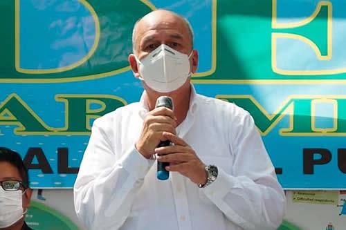 Murillo ve importante encapsular al Chapare por aumento de casos de Covid