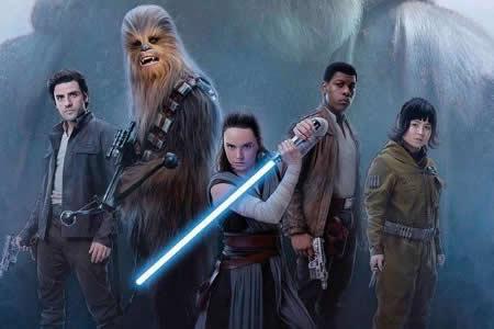 """""""The Last Jedi"""" dominará el cine navideño con permiso de Hugh Jackman o Payne"""