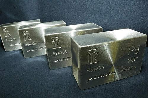 Fin al reinado de oro: El paladio 'vence' en la carrera de precios impulsado por su alta demanda