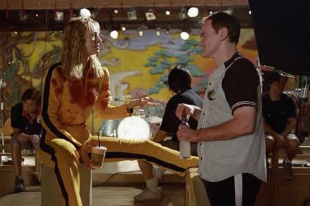 "Tarantino admite sus errores en el accidente de Uma Thurman en ""Kill Bill 2"""