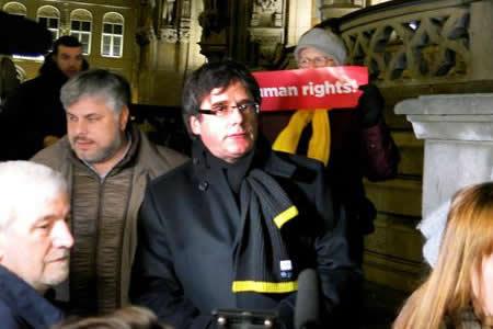 Continúa la incertidumbre sobre la elección del nuevo presidente catalán