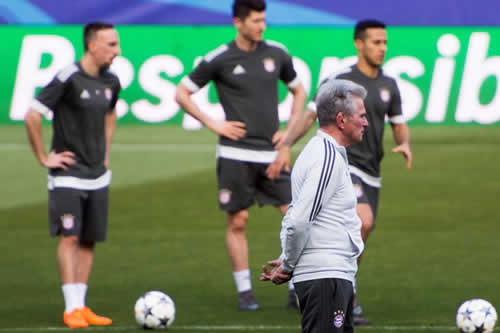 Heynckes: Aunque Bayern sea campeón mañana celebraremos a fin de temporada