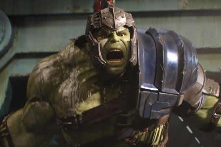 """""""Thor: Ragnarok"""" hace tronar la taquilla estadounidense"""