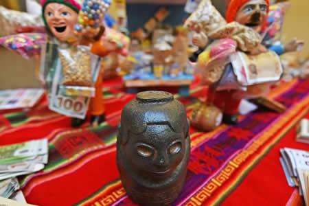 Culturas saluda declaración de Alasita como patrimonio de la humanidad e invita a Unesco a celebrar