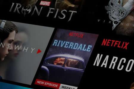 Netflix apuesta por la televisión y la personalización de contenidos