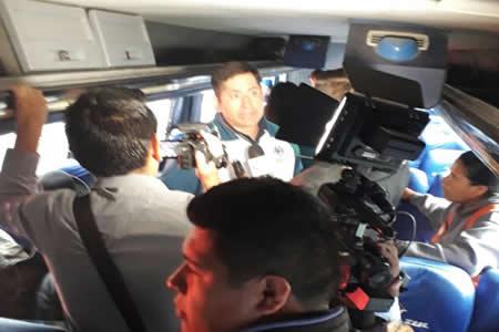 ATT controla el servicio de transporte en Cochabamba