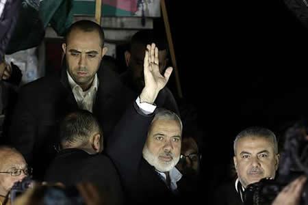 """Hamás dice que reconocimiento de EEUU sobre Jerusalén """"no cambia su estatus"""""""