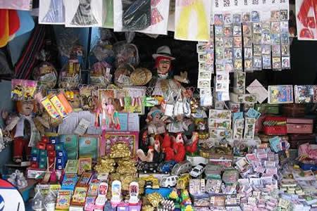 Unesco declara Feria de la Alasita como del patrimonio inmaterial de la humanidad