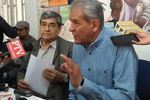 """Conade llama a la desobediencia civil frente a """"arremetida dictatorial"""""""
