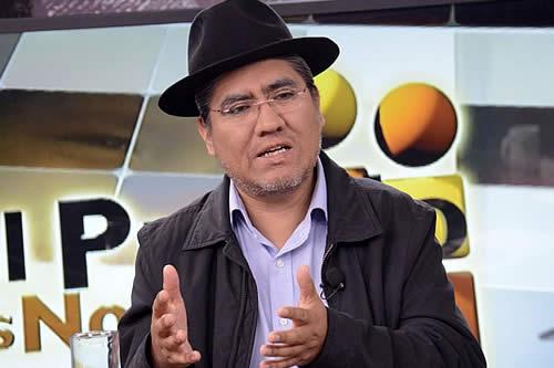 Canciller descarta clima de conflictividad sobre Bolivia