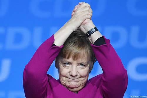 Merkel, preparada para la elección de su sucesor en la CDU