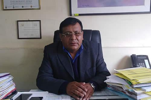 Director de Educación reporta que solo dos unidades suspendieron actividades en La Paz