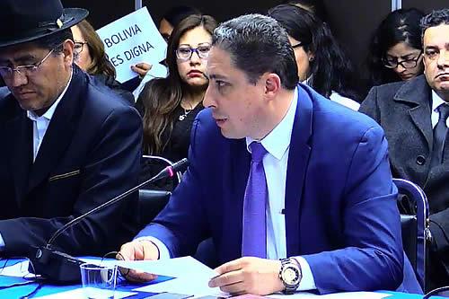 Gobierno aclara que EEUU no tiene ninguna observación contra Bolivia sobre trabajo infantil