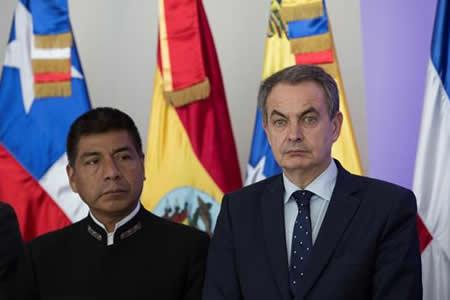 Bolivia recuerda a Venezuela que el diálogo es el único instrumento para resolver los problemas