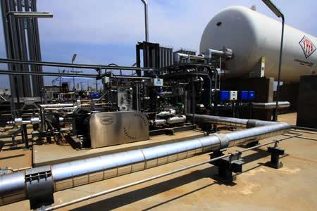YPFB descarta peligro de fugas de gas por la mazamorra en Tiquipaya