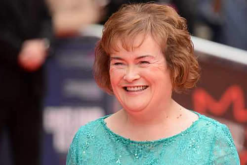 """Susan Boyle lanza el disco """"Ten"""" en el décimo aniversario de su debut"""