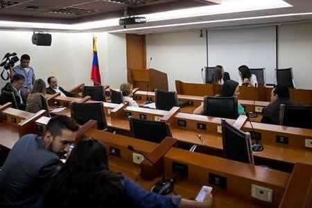 Parlamento venezolano va a instancias internacionales por caso exagente Pérez