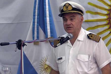 Mala meteorología mantiene sin novedades la búsqueda del submarino argentino