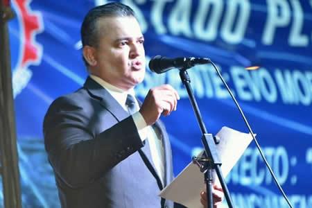 Empresarios piden garantizar supremacía de la Constitución