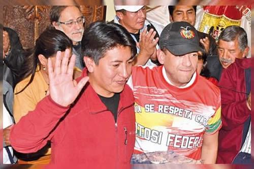 Acaba el idilio Camacho-Pumari en medio de secretos y sospecha de mentiras