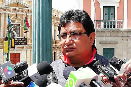 Diputado de UD considera que la candidatura de Camacho no tiene futuro