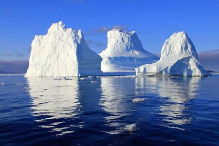El Niño causa cambios en las plataformas de hielo de Antártida, dice estudio