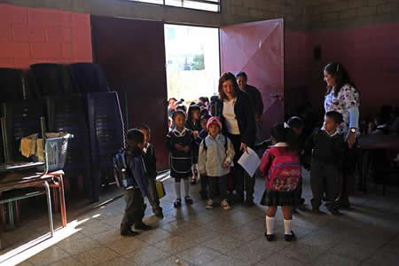 Guatemala vuelve a clases con el anhelo de cambiar una realidad amenazante