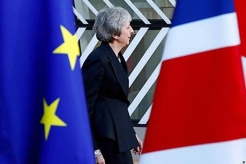 """Callanan: """"Vamos a abandonar la Unión Europea el 29 de marzo"""""""