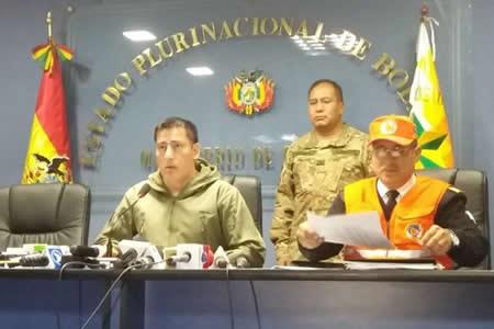 Lluvias causan 8.224 familias afectadas y 14 municipios declarados en desastre