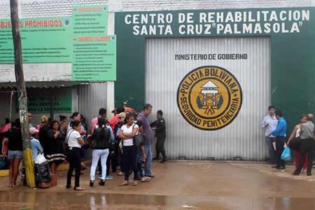 Reunión interinstitucional evalúa traslado de menores del penal de Palmasola de manera gradual