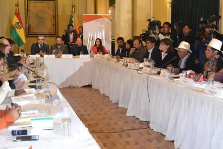 Consejo de Autonomías inicia implementación de consensos generados en proceso del pacto fiscal