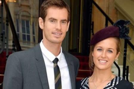 Nace la segunda hija del tenista británico Andy Murray