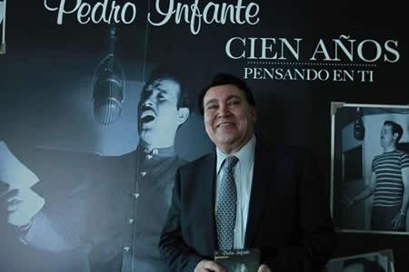 """""""Cien años pensando en ti"""", disco que celebra el centenario de Pedro Infante"""