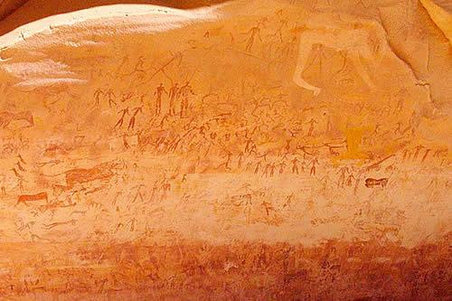 Determinan cuál es el dibujo de animal más antiguo del mundo, de 40.000 años de antigüedad