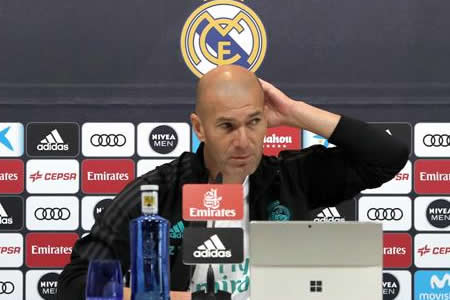 El Real Madrid recurre la sanción de Carvajal y Zidane defiende su inocencia