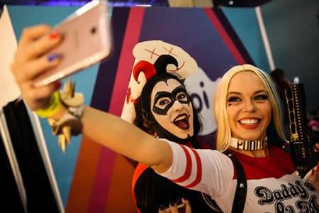 La cultura pop pisa el acelerador en la mayor cita de cómics de Latinoamérica