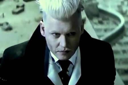 """Rowling """"verdaderamente contenta"""" de tener a Depp en """"Animales Fantásticos"""""""