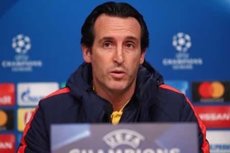 """Emery: """"Seguro que jugaremos contra un gran Real Madrid"""""""