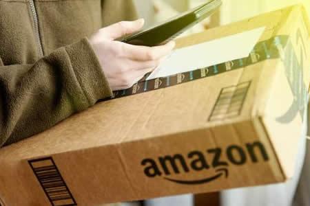 Amazon prevé lanzar su propio servicio de reparto de productos